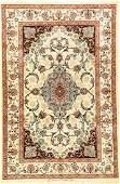 Fine Isfahan 'Davari' Rug (Signed),