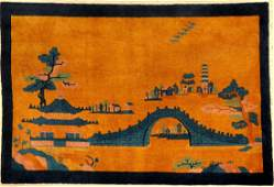 Beijing 'Pictorial Rug' (Chinese Wall),