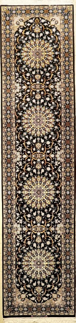 Fine Isfahan 'Vahid Tahizadeh' (Runner) 'Signed',