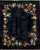 Beijing Carpet (Multicolor Flowers),