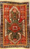 Sevan Kazak Rug Shield Kazak
