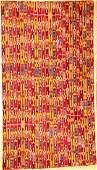 Fine Silk Ikat,