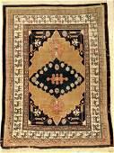 Rare Fine Tabriz Rug,