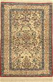 Nain 'Tudeschk' old fine, Persia, c. 1940, wool with
