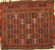 Bag South Persia Gashgai around 1930 wool on wool