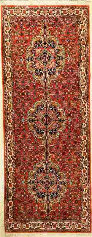 Bidjar old Rug Persia approx 50 years wool