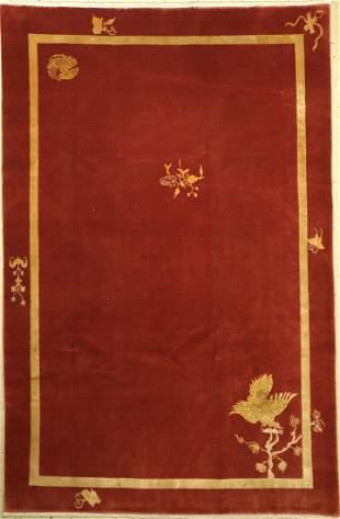 Nepal fine Carpet approx 30 years wool withsilk