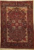 Esfahan Ahmad antique Rug, Persia, around 1920, wool
