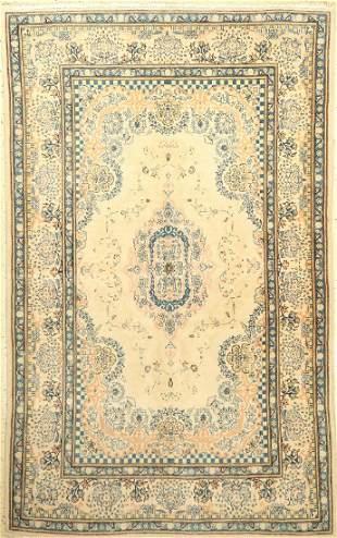 Keschan old Rug Persia approx 60 years wool on