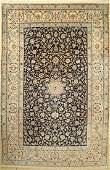 Nain old Carpet, Persia, approx. 40 years, wool with