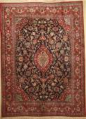Keschan Carpet Persia approx 50 years woolon cotton