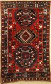 Kazak antique Lori Pampak Rug Caucasus around 1900