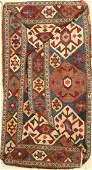 Shahsavan Mafrash antique Persia around 1900 wool