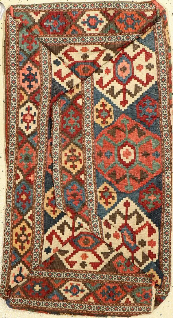 Shahsavan 'Mafrash' antique, Persia, around 1900, wool