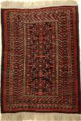 Baluch Rug Afghanistan approx 50 years wool on