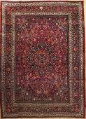 Birjand Alt Signed Carpet Persia approx 50 years