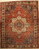Bachtiar old Carpet, Persia, approx. 70 years,wool on