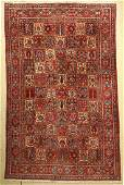 Bachtiar old Carpet, Persia, approx. 50 years,wool on