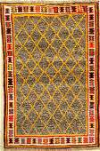Gaschgai Gabbeh old, Persia, approx. 60 years,wool on