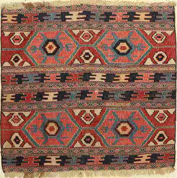 Shahsavan 'Mafrash', antique, Persia, late 19th