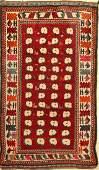 Gashgai Gabbeh old Rug, Persia, approx. 60 years, wool