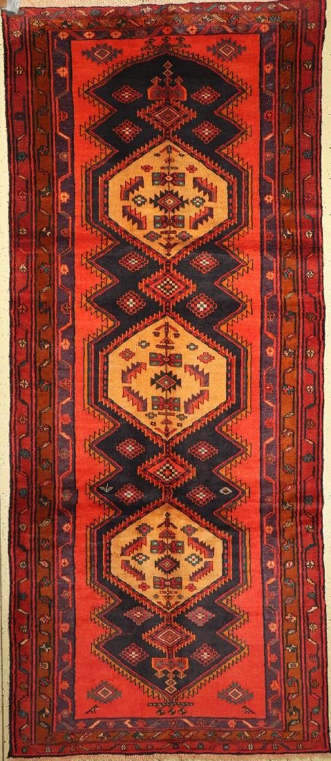 Lori old Rug, Persia, around 1940, wool on wool, about