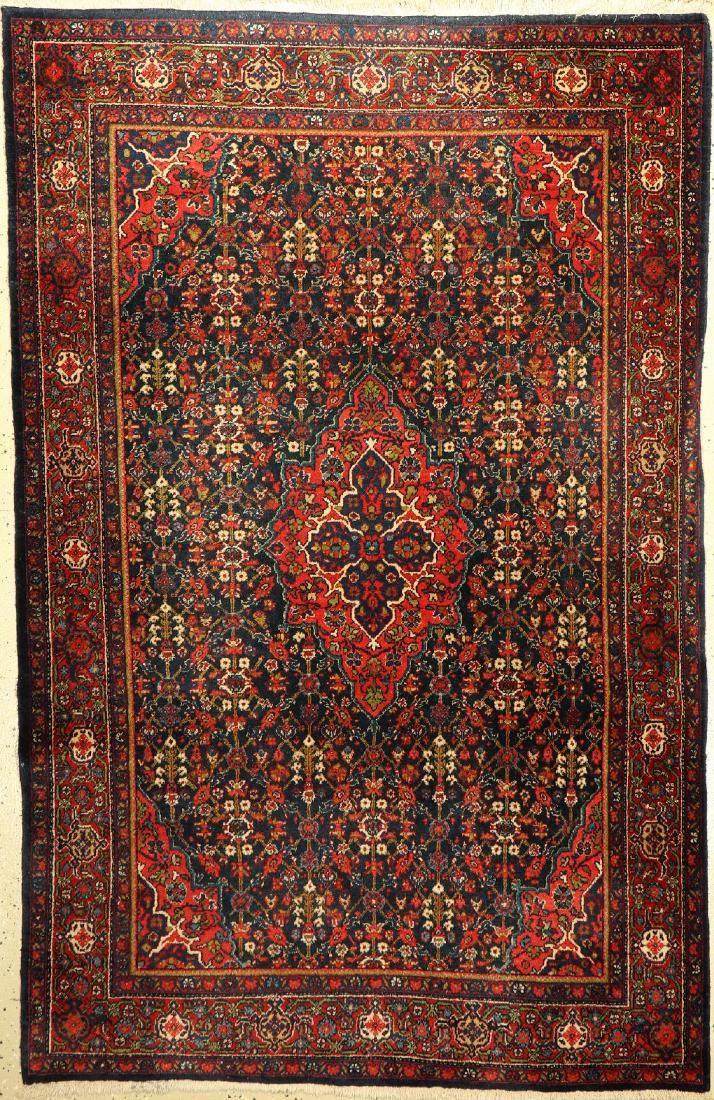 Ferahan Rug, Persia, around 1940, wool on cotton