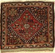 Gashgai Bagface antique Persia late 19th century