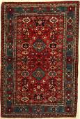 Erivan fine Rug, Russia, approx. 60 years, wool on
