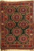 Afshar old Rug Salor Design Persia around 1900