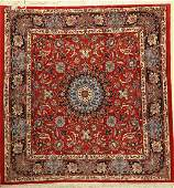 Yasd old Rug, Persia, approx. 20 years, wool on cotton