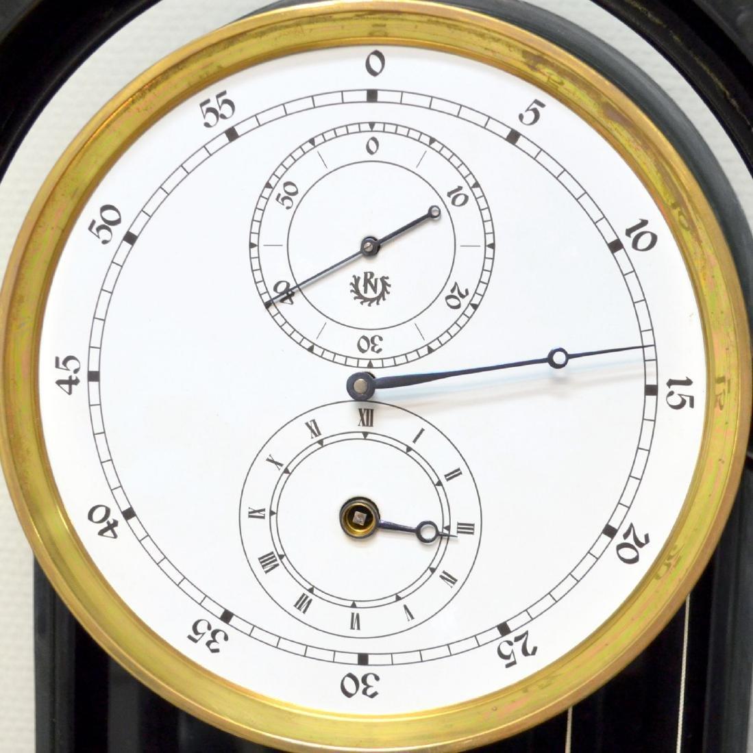 NIENABER precision-second-pendulum clock - 2