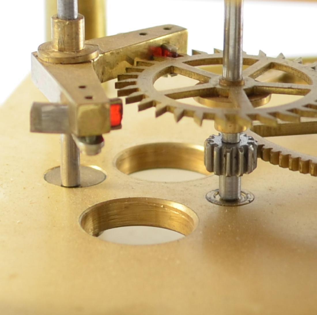 NIENABER precision-second-pendulum clock - 4