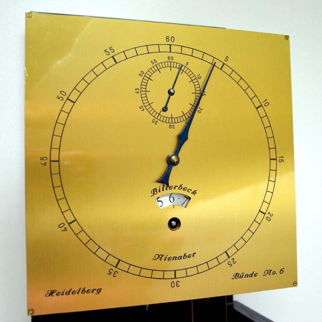 BILLERBECK/NIENABER No. 06 precision pendulum clock - 2