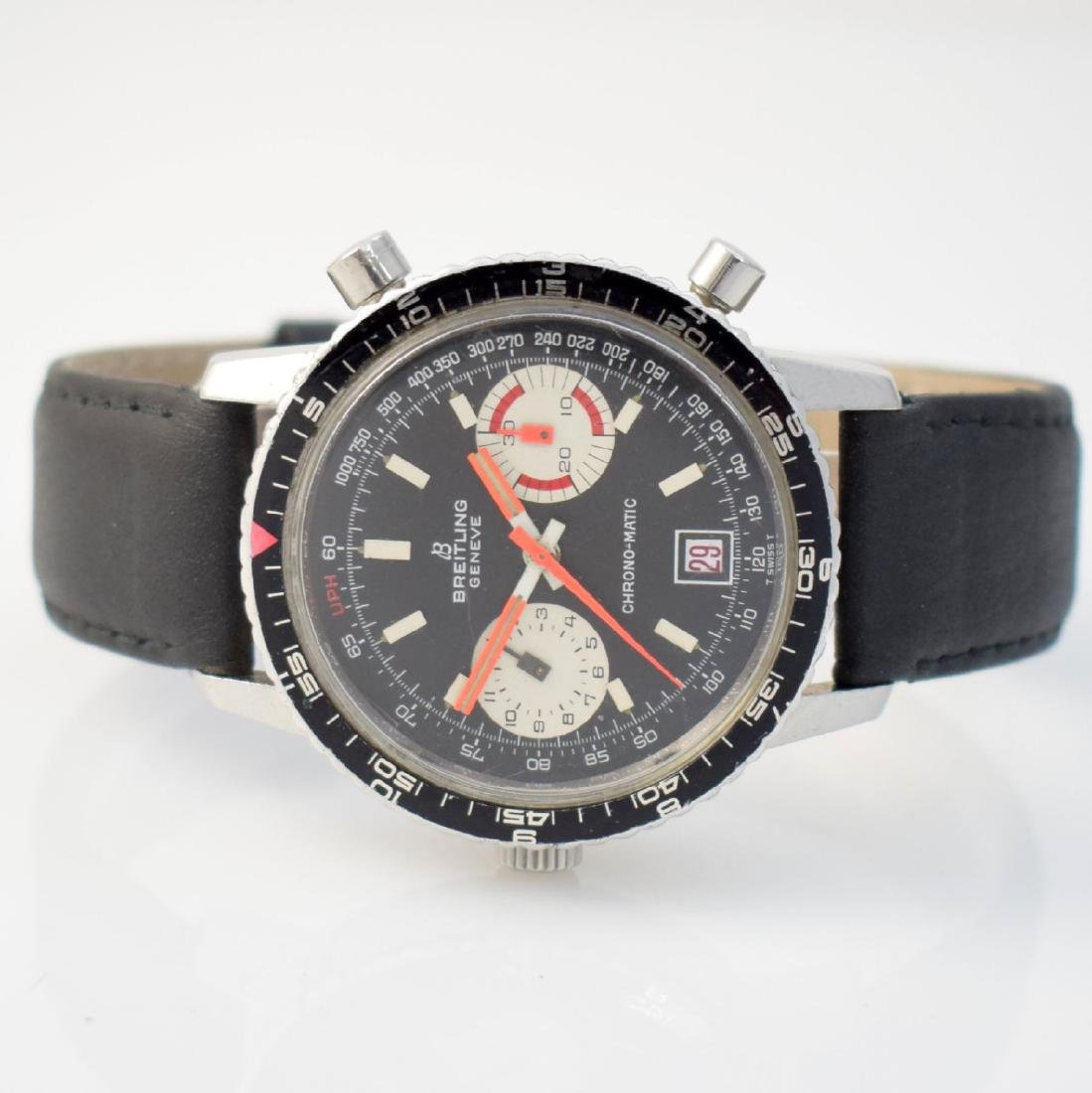 BREITLING Chrono-Matic gents wristwatch with
