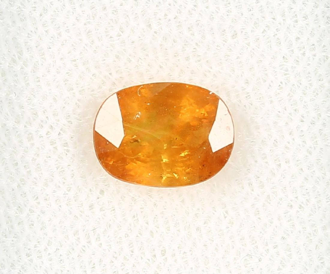Loose sapphire, 2.25 ct