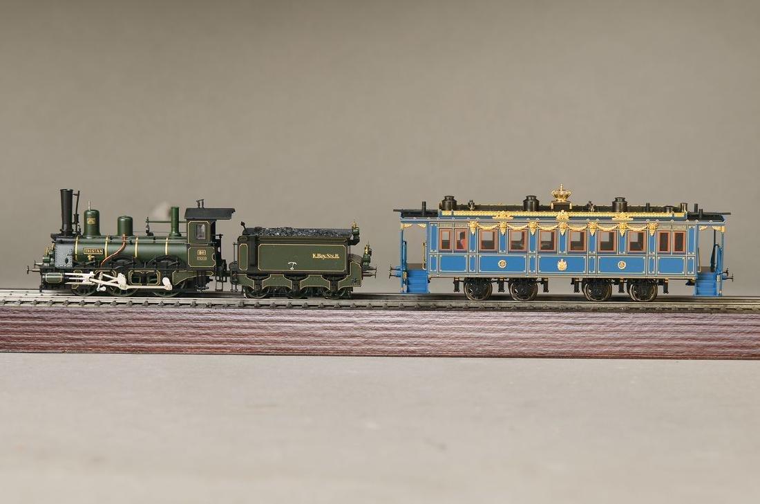 Märklin, King-Ludwig-train with accessories, gauge