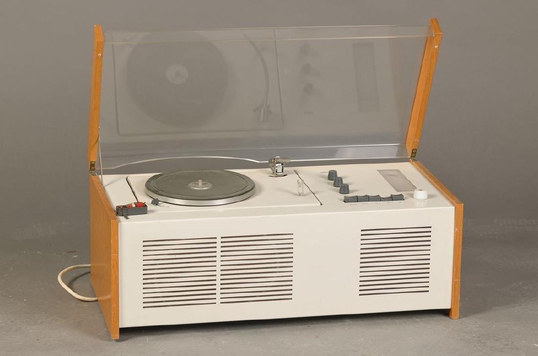 Radio Turntable 'Phonosuper SK 61', manufacture