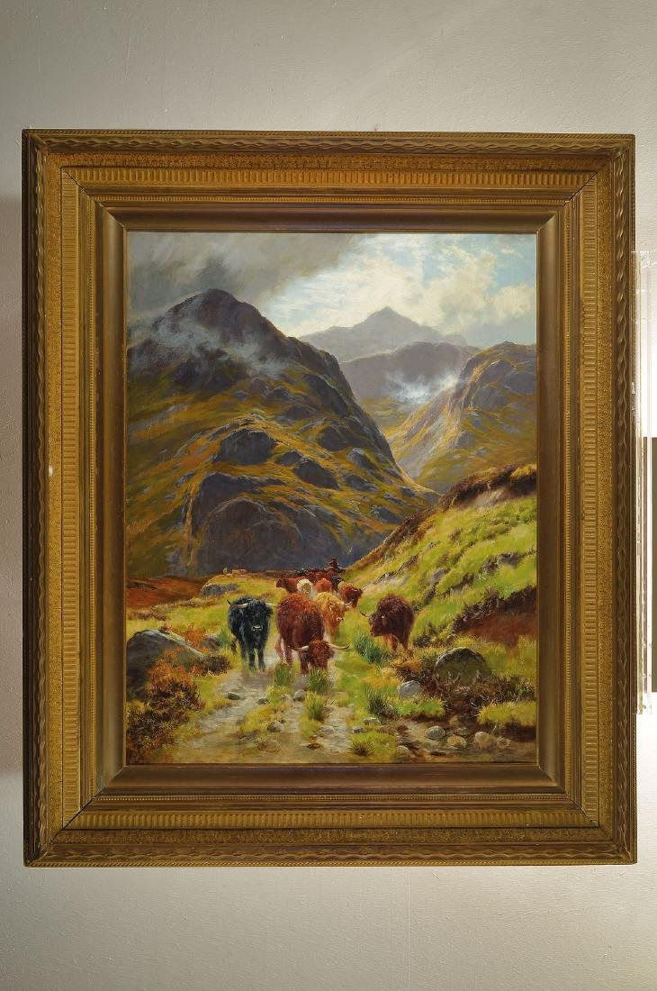 Unknown painter of the Scottish school, 2nd half of the - 2