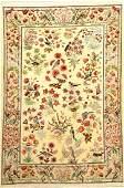 Fine & Rare Tabriz 'Part-Silk' Rug (70 RAJ)
