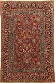 Very Fine Nain Tudeshk 'Mobasteghi' Rug (Part-Silk)