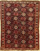 Early & Rare Chodor 'Main Carpet' (Published By Wie