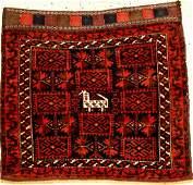 Fine 'Part-Silk' Baluch 'Bagface' (Chicken- Type),