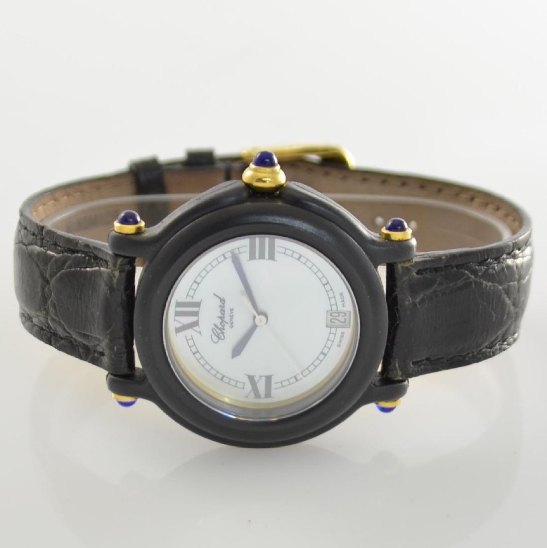 CHOPARD ladies wristwatch BE HAPPY
