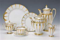 coffee and tea set for 12 people Frstenberg