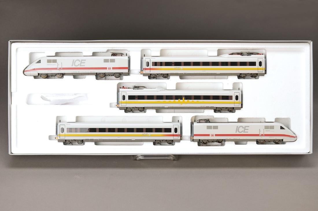 Märklin, Lot of 11 locomotives, accessory set, gauge