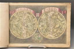 Atlas minor of Joh Mich Probst 18 th c map of