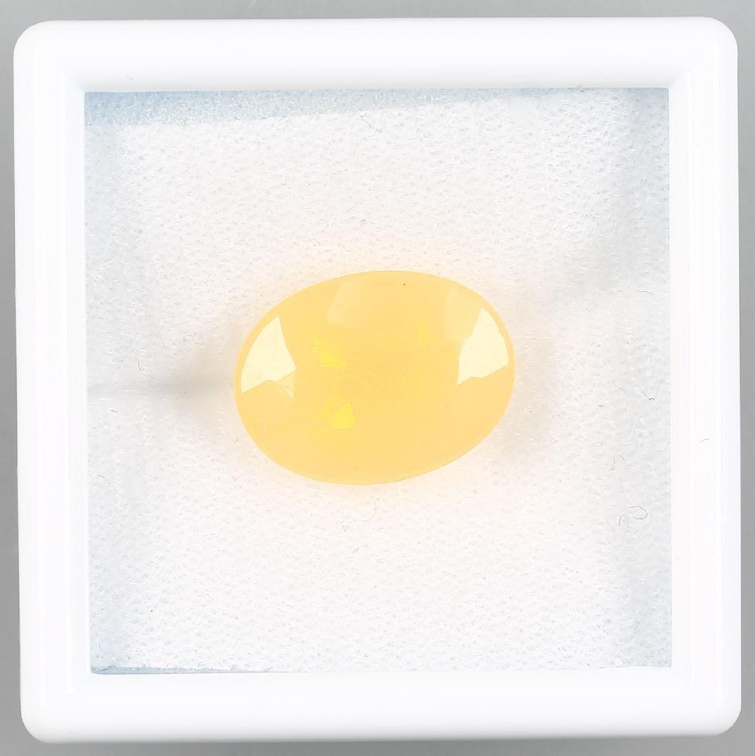 Loose fire opal