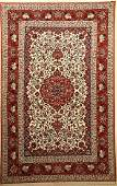 Fine Isfahan Rug (Signed),