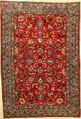 Fine Kurk Qum 'Part-Silk' Rug,